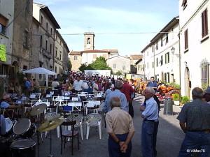 Festa della Schiacciata con l'Uva 2008