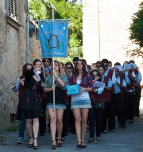 30° Festa della Schiacciata con l'Uva a Cecina di Larciano